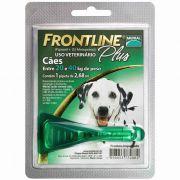 Frontline Plus 20 a 40Kg