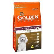 Golden Formula Adultos Carne Raças Pequenas