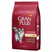GranPlus Gatos Castrados Frango e Arroz Pacote Individual