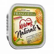 Keldog Naturale Frango com Vegetais 100g