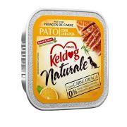 Keldog Naturale Pato com Laranja 100g