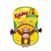 Macaco Plush e Corda Keldog para Cães