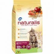 Naturalis Gatos Adultos Salmão e Frutas