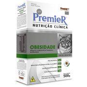 PremieR Nutrição Clínica Gatos Obesidade