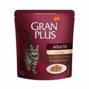 Sachê GranPlus Gatos Adultos Salmão 50 Gr
