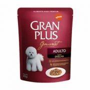Sachê GranPlus Gourmet Adultos Ovelha 85 Gr