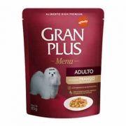 Sachê GranPlus Menu Adultos Frango 85 Gr