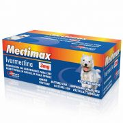 Sarnicida Mectimax 3mg Agener União 4 Comprimidos