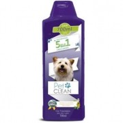 Shampoo 5 em 1 Pet Clean 700ml
