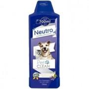 Shampoo Neutro Pet Clean 700ml