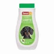 Shampoo Pelos Escuros Sanol Dog 500ml