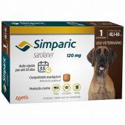 Simparic Antiparasitário Cães 40,1 a 60kg