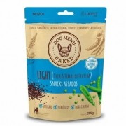 Biscoito Dog Menu Light Chia e Fibras de Ervilha 180g