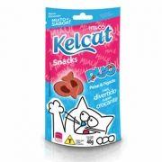 Petisco Kelcat Duo Peixe e Fígado 40G