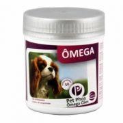 Suplemento Pet-Phos Ômega Cães 50 Comprimidos