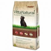 Vitta Natural Adultos Carne e Arroz