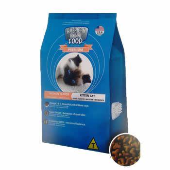 American Animal Food Premium Blu Gatos Kitten  - Brasília Pet