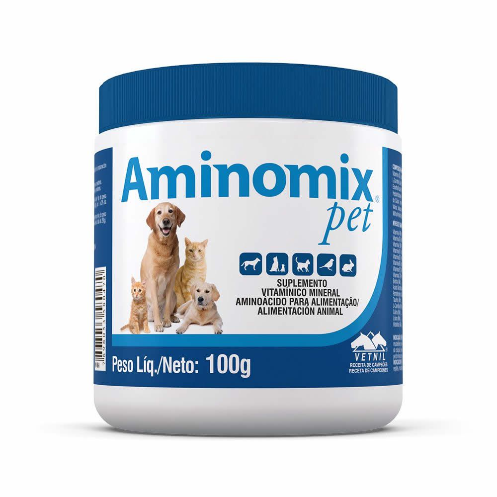 Aminomix Pet  - Brasília Pet
