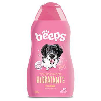 Beeps Condicionador Hidratante 500ml  - Brasília Pet