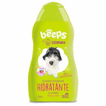 Beeps Estopinha Condicionador Hidratante 500ml  - Brasília Pet