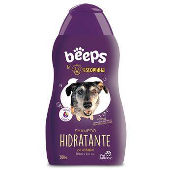 Beeps Estopinha Shampoo Hidratante 500ml  - Brasília Pet