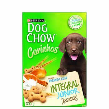Biscoitos Dog Chow Júnior 300G  - Brasília Pet