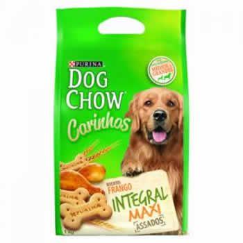 Biscoitos Dog Chow Maxi 1Kg  - Brasília Pet
