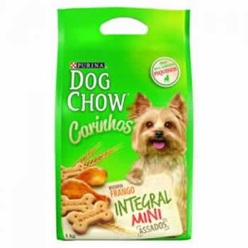 Biscoitos Dog Chow Mini 1Kg  - Brasília Pet