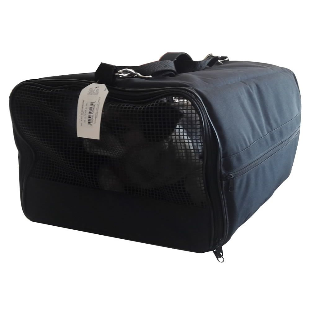 Bolsa Flexível para Transporte KLM (A 24 x L 28 x C 46 cm)  - Brasília Pet