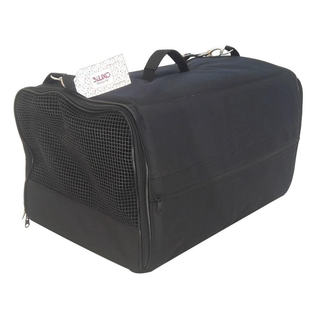 Bolsa Flexível para Transporte LATAM (A 23 x L 33 x C 36 cm)  LM  - Brasília Pet