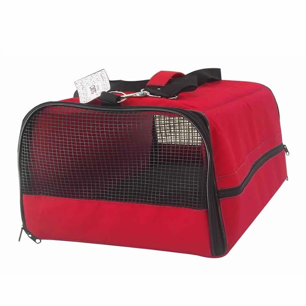 Bolsa Flexível para Transporte TAP (A 17 x L 33 x C 40 cm)  TP  - Brasília Pet