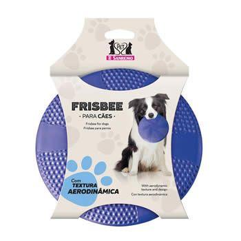 Brinquedo Frisbee Cães Sanremo  - Brasília Pet