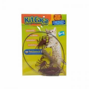 Brinquedo Kit Caça Pet Games  - Brasília Pet