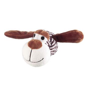 Brinquedo Pelúcia Cachorro Sanremo  - Brasília Pet