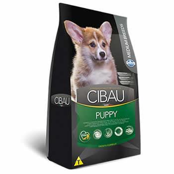 Cibau Medium Puppy  - Brasília Pet