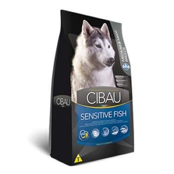 Cibau Sensitive Fish Medium&Maxi Breeds  - Brasília Pet