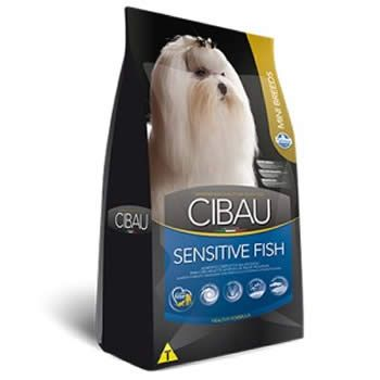 Cibau Sensitive Fish Mini Breeds  - Brasília Pet
