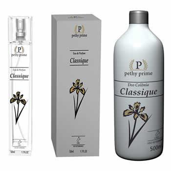 Colônia Eau de Parfum Pethy Prime Classique  - Brasília Pet
