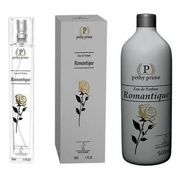 Colônia Eau de Parfum Pethy Prime Romantique  - Brasília Pet