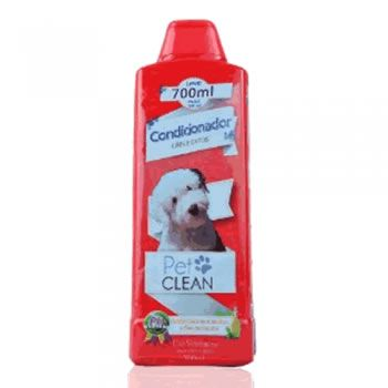 Condicionador Pet Clean 700ml  - Brasília Pet