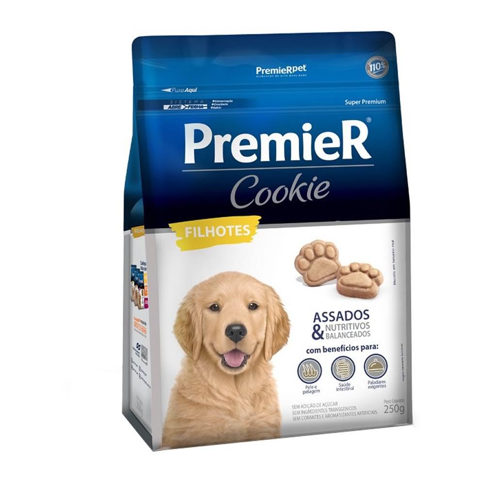 Cookie Premier Filhotes 250G  - Brasília Pet