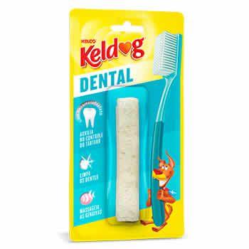 Courinho Dental Canelinha Keldog  - Brasília Pet