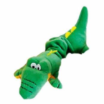 Crocodilo em Pelúcia Pet Kids  - Brasília Pet