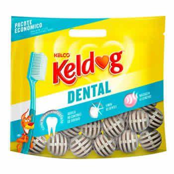 Dental Bolinha Keldog 350g  - Brasília Pet