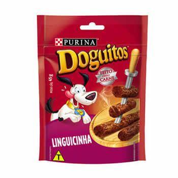 Doguitos Linguicinha 45g  - Brasília Pet