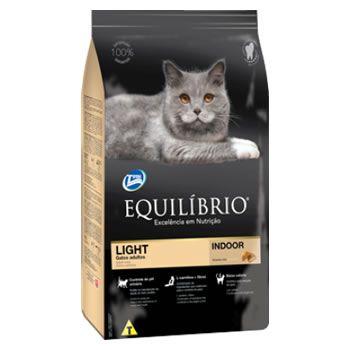Equilíbrio Gatos Light  - Brasília Pet