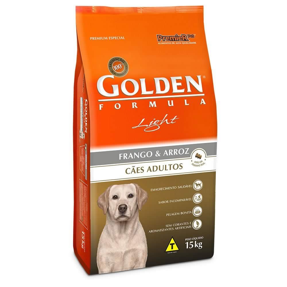 Golden Formula Adultos Light  - Brasília Pet