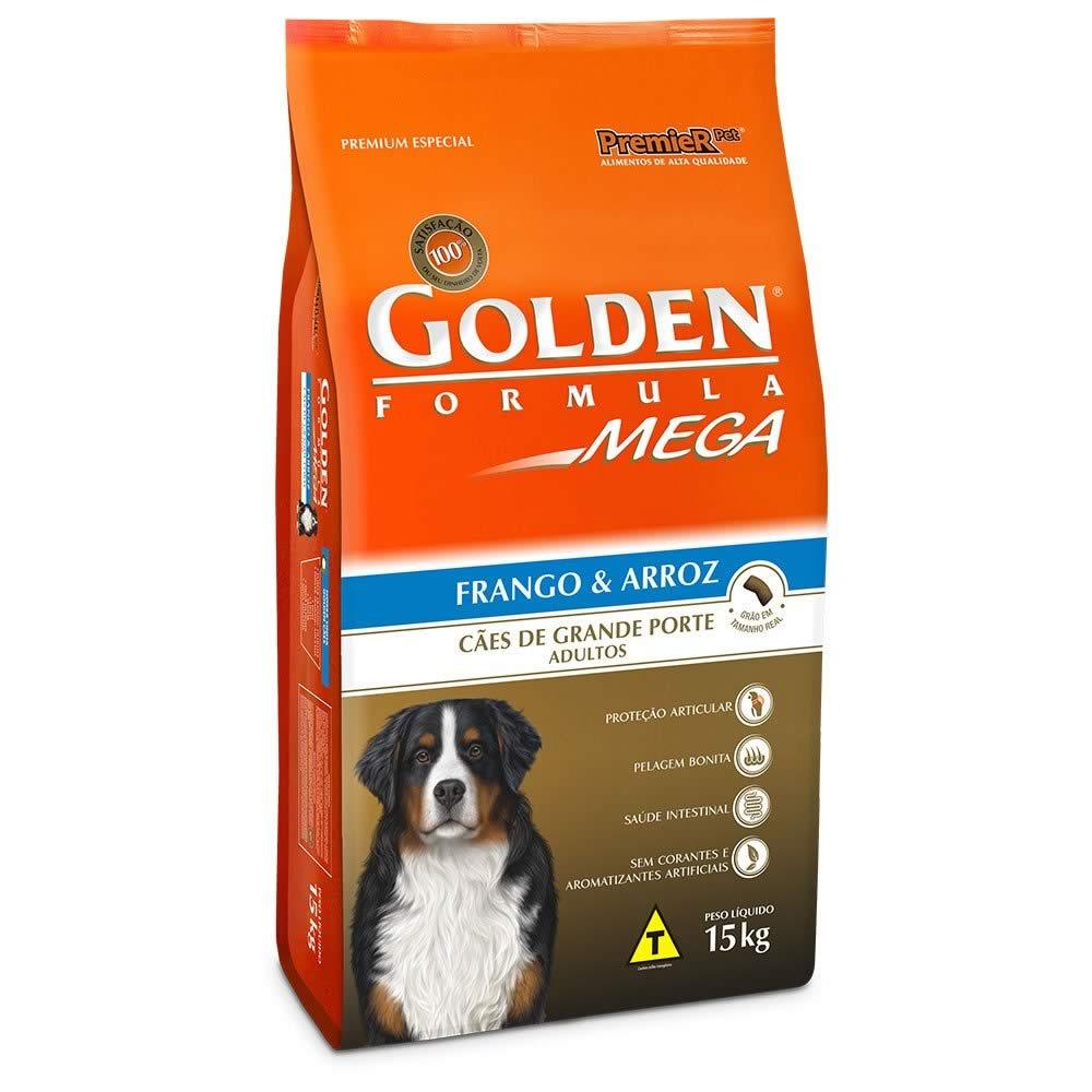 Golden Mega Adultos  - Brasília Pet