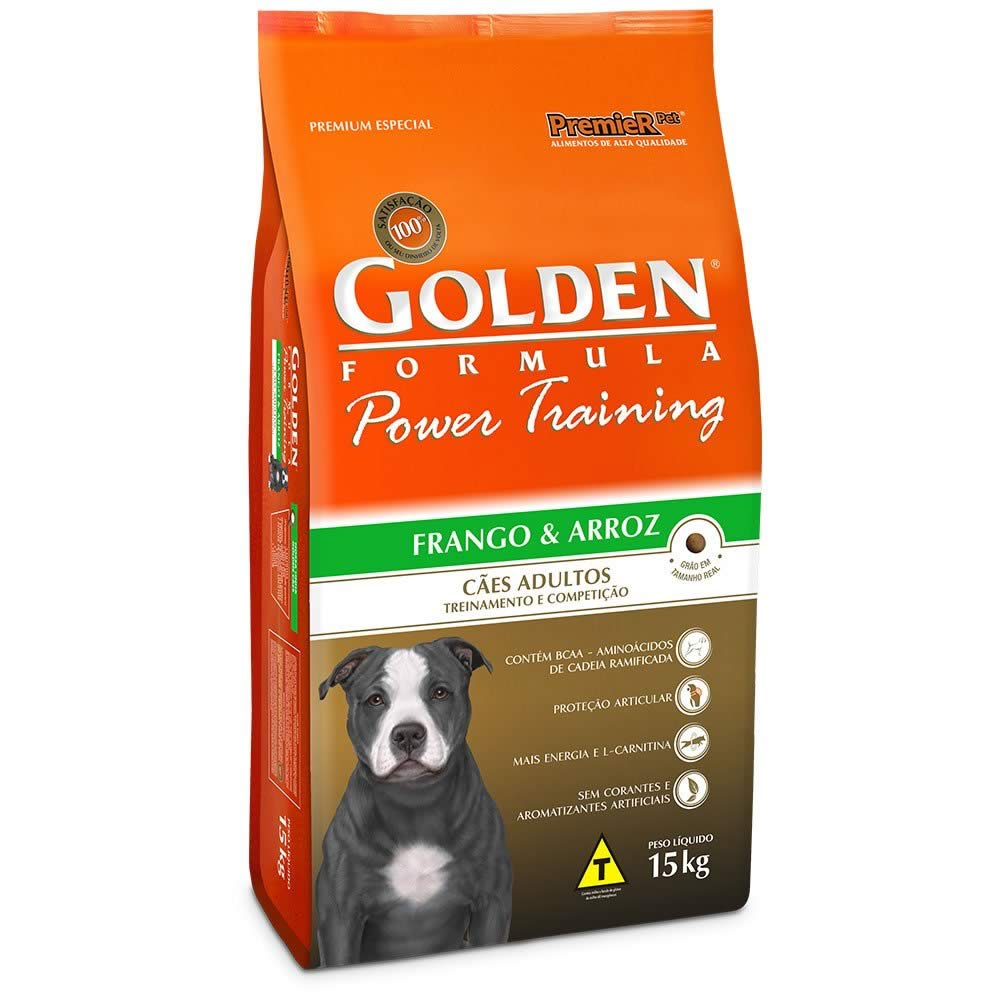 Golden Power Training Adultos  - Brasília Pet