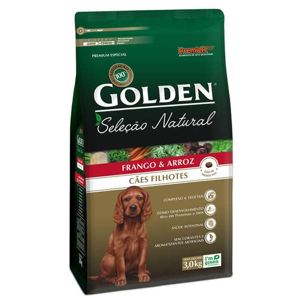 Golden Seleção Natural Filhotes  - Brasília Pet